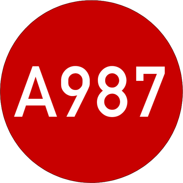 Brandmelderronde 40 mm, rot-weiss, Nummer, ohne Kleber