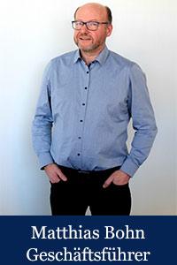 Matthias Bohn CEO SchiBo GmbH