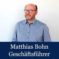 Matthias Bohn, CEO SchiBo GmbH
